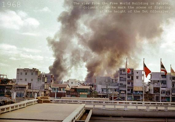 Tet Offensive Saigon 1968